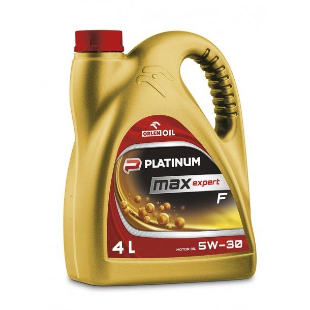 Platinum Max Expert Motorolie F