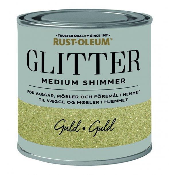 Glitter Medium Shimmer Gold