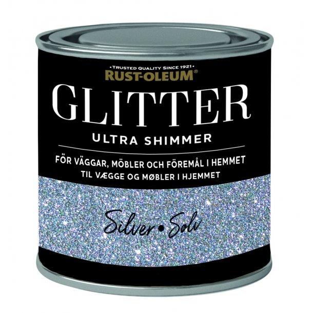 Glitter Ultra Shimmer Silver