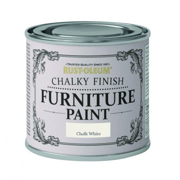 CHALKY FINISH CHALK WHITE 125 ML