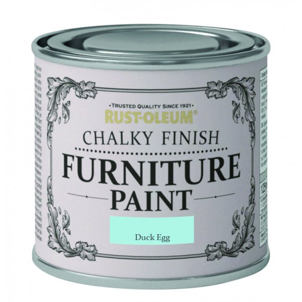 CHALKY FINISH DUCK EGG 125 ML