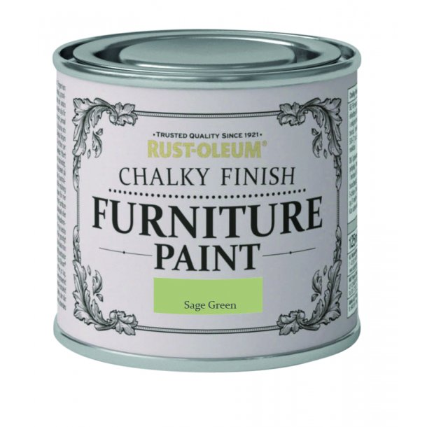 CHALKY FINISH SAGE GREEN 125 ML