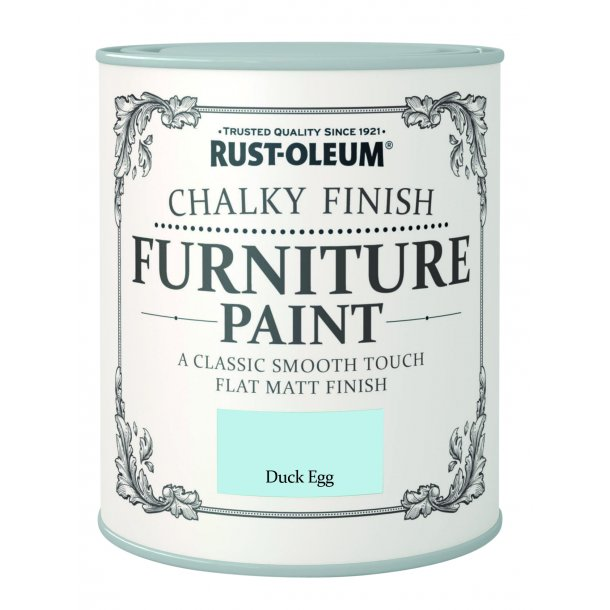 CHALKY FINISH DUCK EGG 750 ML