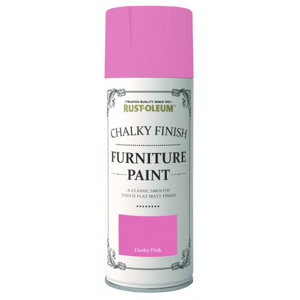 CHALKY FINISH DUSKY PINK 400 ml. SPRAY
