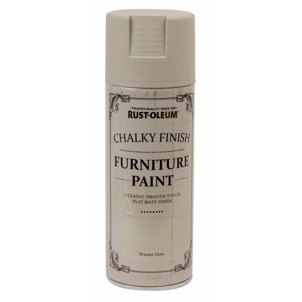 CHALKY FINISH WINTER GREY 400 ML. SPRAY